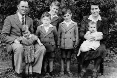 Jerry-Martin-Family-c1948