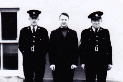 Ballingarry Station-Party-with-Patrolman-O'Connell-NYPD
