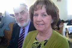 Denis & Mrs Martin