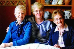 Bernadette, Anne & Sr-Maureen