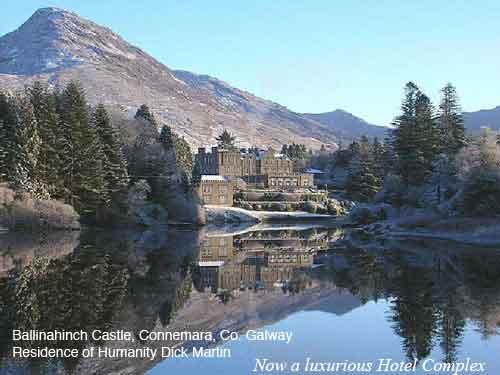 ballinahinch-castle